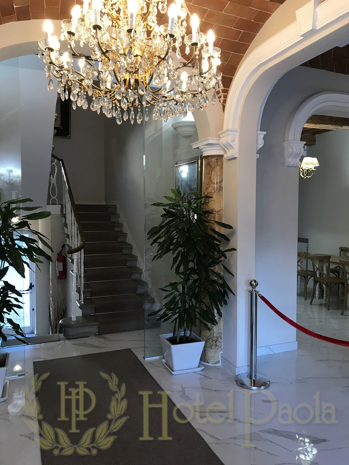Hotel Paola Lucca